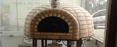 Kit - Forno de Pizza